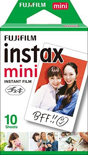 チェキ用フィルム instax mini [10枚入×1パック]
