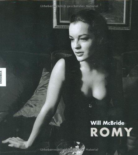 Romy. Fotografische Erinnerungen - Paris 1964
