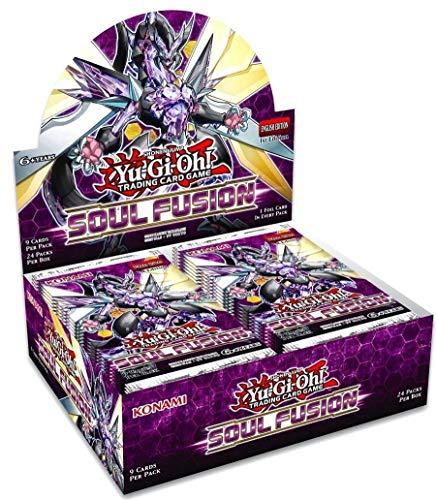 遊戯王 eu版 英語版 Soul Fusion ソウル・フュージョン 1st Edition 1box