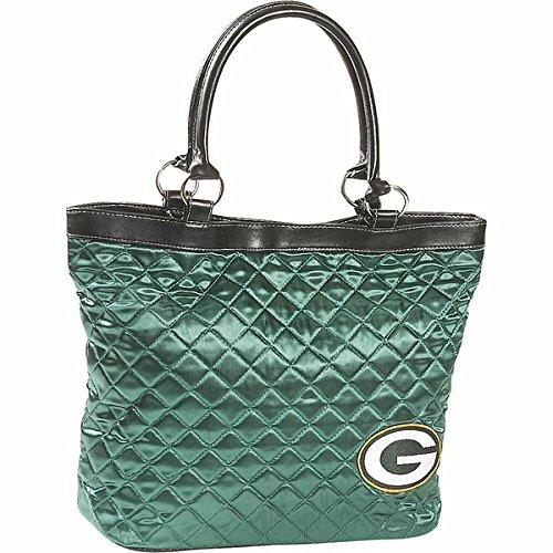 (リトルアース) Littlearth バッグ トートバッグ トートバッグ Quilted Tote - Green Bay Packers 並行輸入品