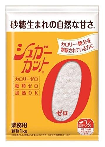 浅田飴 シュガーカット顆粒ゼロ 1kg