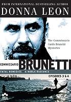 Donna Leon's Commissario Guido Brunetti - 3 & 4 [DVD] [Import]