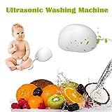 超音波ミニ洗浄機 嬰児服 子供衣類