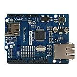 サインスマート(SainSmart)イーサネット シールド for Arduino UNO MEGA Duemilanove*ニューバージョンW5100*