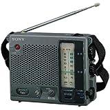 ソニー FM/AMラジオ ICF-B100 【SONY】