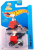 Hot Wheels 2015 HW City Peanuts Snoopy 59/250 【You&Me】 [並行輸入品]
