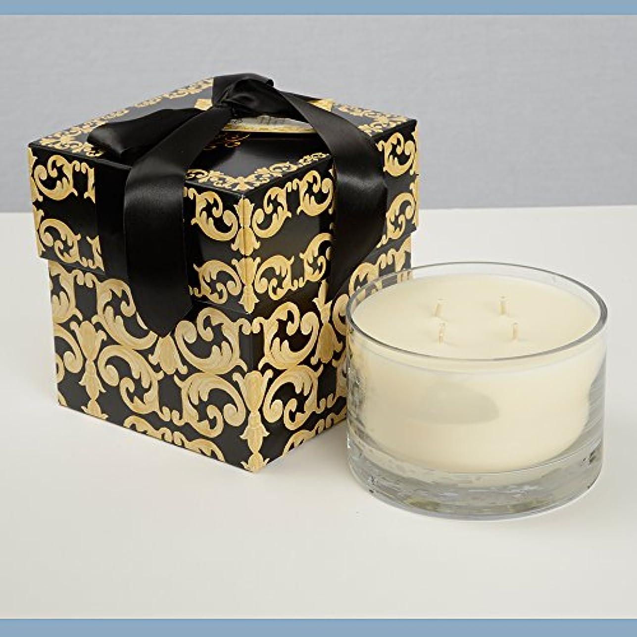 今後オフフランス市場 – Exclusive Tyler 40 oz 4-wick香りつきJar Candle