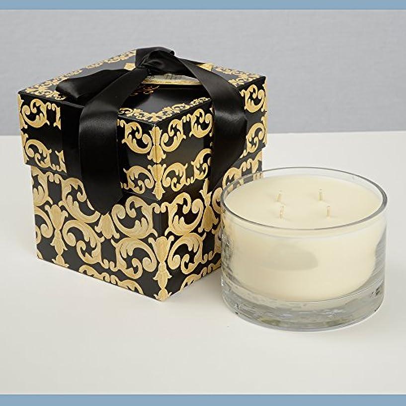 効果週間再生的フランス市場 – Exclusive Tyler 40 oz 4-wick香りつきJar Candle