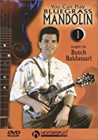 You Can Play Bluegrass Mandolin: Volume 1 [DVD] [Import]