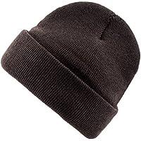 Pierre Cardin Designer Beanie Winter Hats for Women & Men in Solid Colors & Moose Knit Patterns