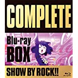 【Amazon.co.jp限定】TVアニメ「SHOW BY ROCK!!」COMPLETE Blu-ray BOX(収納BOX付き)
