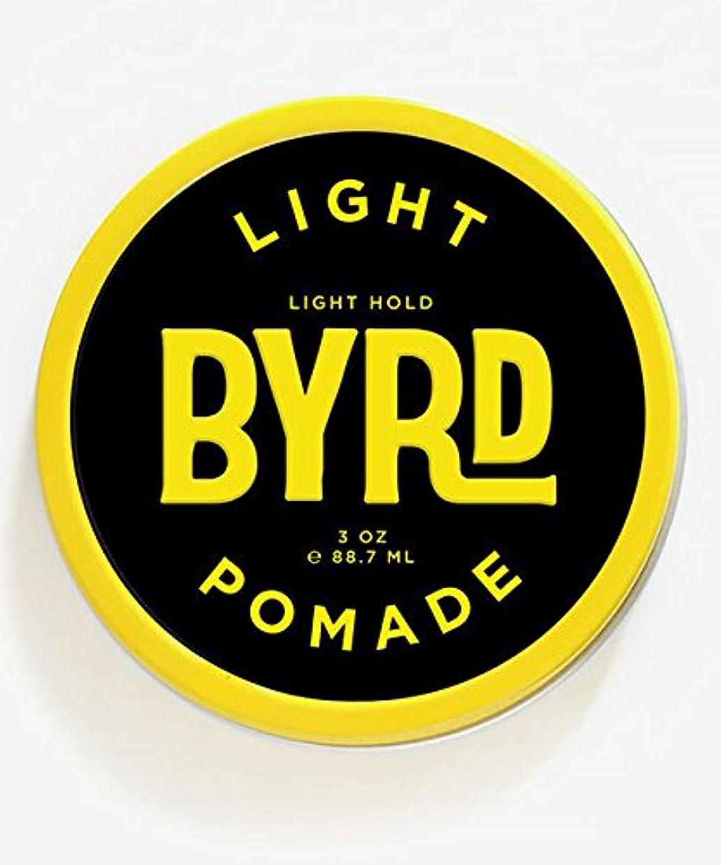 阻害するエンジン無臭BYRD(バード) ライトポマード 95g