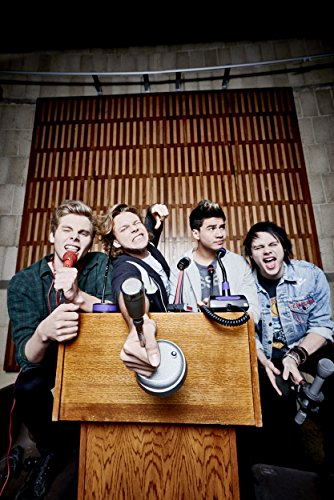 Sounds Good Feels Good Five Seconds of Summer Capitol