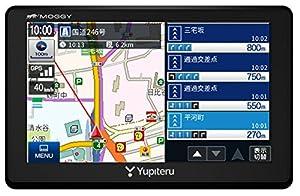 ユピテル 5インチ オービス情報収録 ポータブルカーナビ YPL523