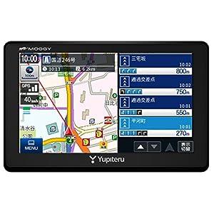 ユピテル 5インチ ポータブルカーナビ YPL523 オービス情報/マップル旅行ガイドブック130冊分収録 2017年最新地図データ収録 ロードサービス1年無料