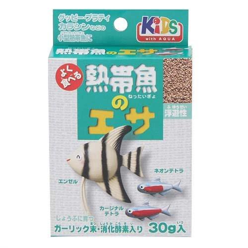 日本動物薬品 ニチドウ 熱帯魚のえさ 30g 2個