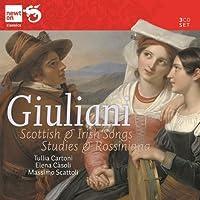 Giuliani: Country Dances, Etudes and Rossiniana (2012-02-28)