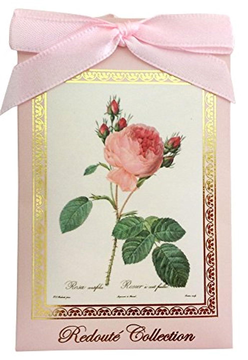 例示するモード浸漬カメヤマキャンドルハウス ルドゥーテ サシェ スイートローズの香り 芳香期間約1ヶ月