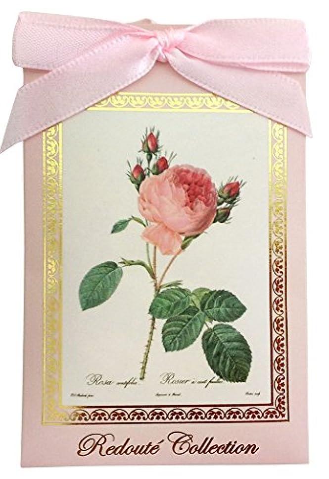 尊厳アフリカシェフカメヤマキャンドルハウス ルドゥーテ サシェ スイートローズの香り 芳香期間約1ヶ月