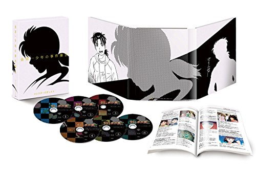 【Amazon.co.jp限定】「金田一少年の事件簿R」 Blu-ray BOX(オリジナルB2サイズ布ポスター付)