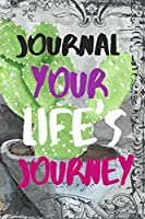 Journal Your Life's Journey: Concert Poster, Lined Journal