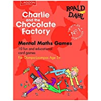 Roald Dahl Charlie and the Chocolate Factory Mental数学ゲーム