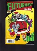 BONGO COMICS FUTURAMA COMICS #64 NEWSSTAND VARIANT EDITION
