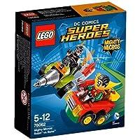 レゴ (LEGO) スーパー?ヒーローズ マイティマイクロ:ロビン vs ベイン 76062