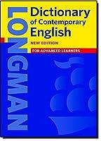 LONGMAN DICTIONARY OF CONTEMPORARY ENGLISH (5E): PAPER