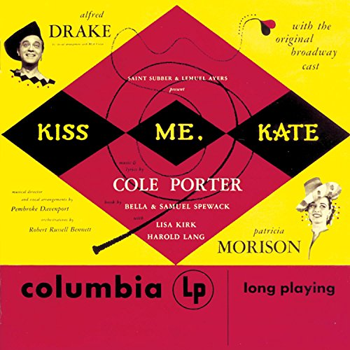 Kiss Me Kate (Original Broadway Cast)