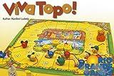 ねことねずみの大レース (Viva Topo!) ボードゲーム