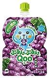 ミニッツメイド ぷるんぷるん Qoo(クー) ぶどう味