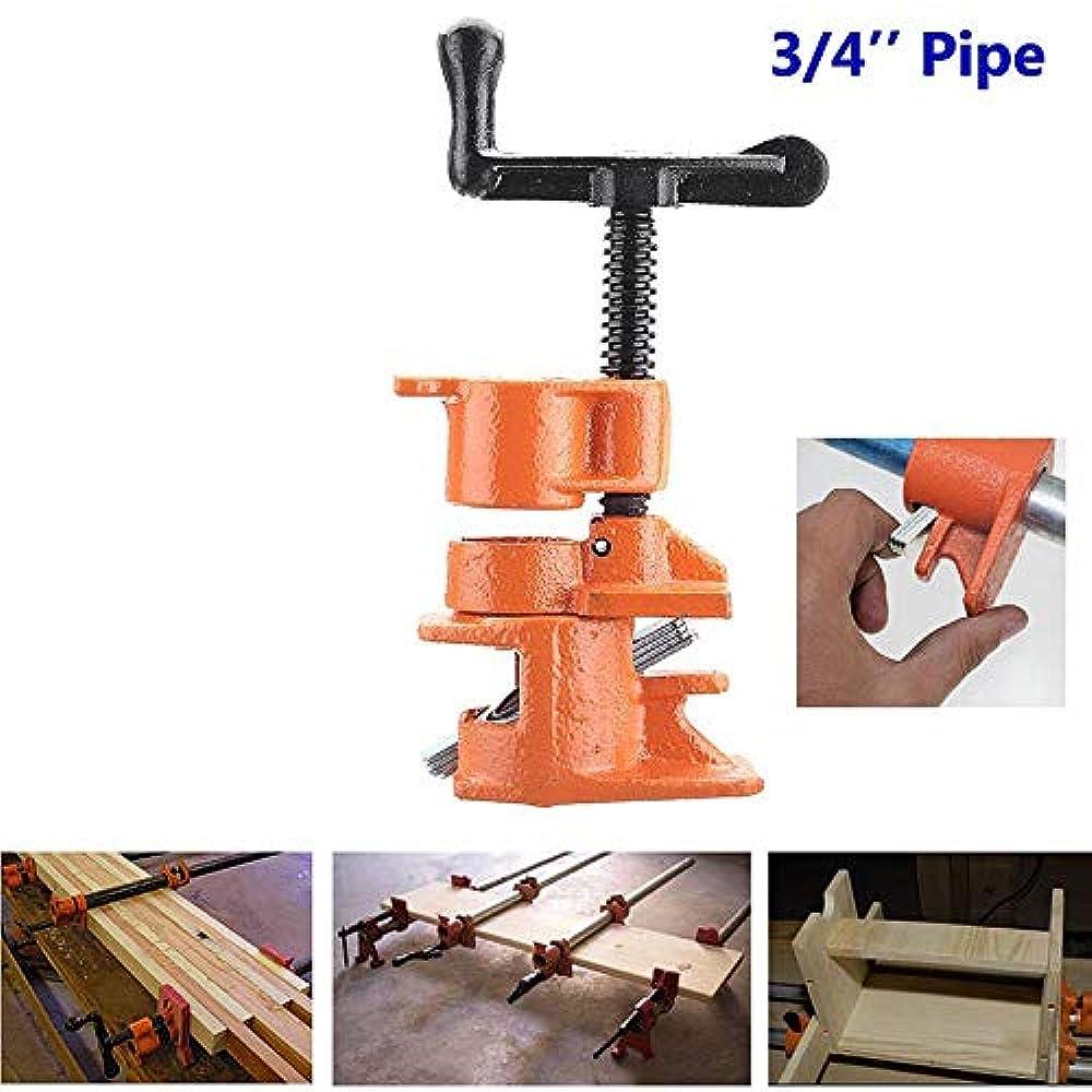 七面鳥即席遺体安置所lfoesd 1/2 3/4 inch 1/2 3/ウッド 接着 パイプクランプ セット 鋳鉄重さ 木工カーペンターツール