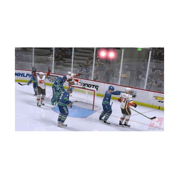 NHL 2K9 - Xbox360の紹介画像2