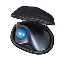 ロジクール ワイヤレストラックボール M570t 専用ケース LOGICOOL Wireless Trackball M570t case