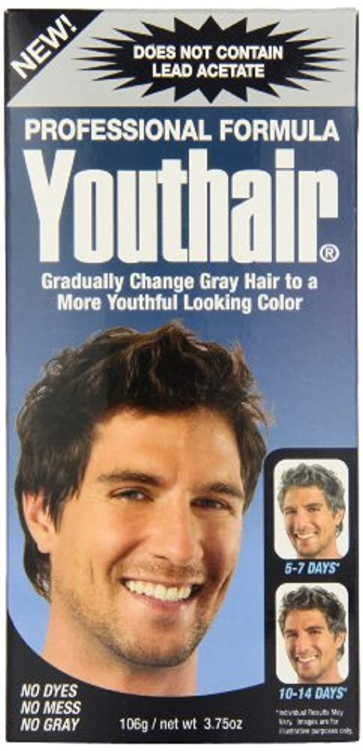 アシュリータファーマン一節分離Youthair Creme Lead-Free 110 ml (並行輸入品)