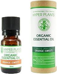 HYPER PLANTS ハイパープランツ オーガニックエッセンシャルオイル オレンジ(スイート) 10ml HE0208