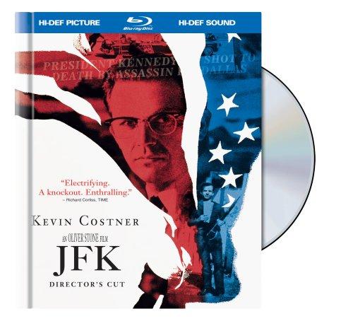 JFK (BD) [Blu-ray]