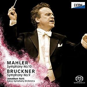 マーラー:交響曲第10番&ブルックナー:交響曲第9番