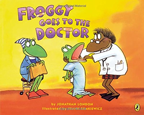 Froggy Goes to the Doctorの詳細を見る