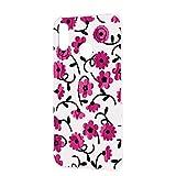 ケース ハードケース HUAWEI P20 lite (HWV32・ANE-LX2J) [デイジー・ホワイト] 花柄 北欧柄 ピートゥエンティライト スマホケース 携帯カバー [FFANY] daisy-h127@04