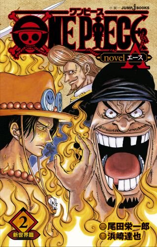 [画像:ONE PIECE novel A 2 (JUMP j BOOKS)]