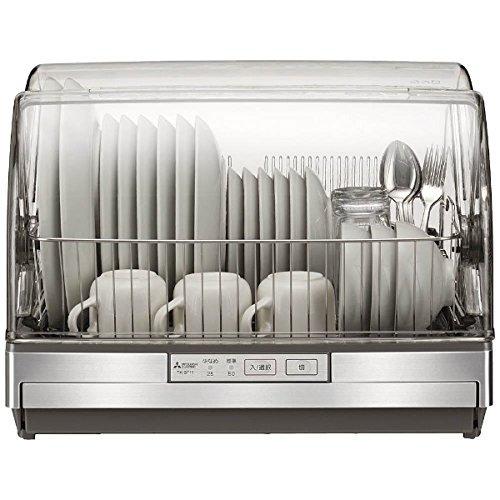 三菱 食器乾燥器 ステンレスグレーMITSUBISHI キッチ...