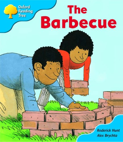 Oxford Reading Tree: Stage 3: More Storybooks: the Barbecue: Pack Bの詳細を見る