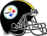 """Pittsburgh Steelers nfl footballスポーツアート装飾ビニールステッカー14"""" x 11"""""""