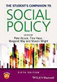 The Student's Companion to Social Policy (English Edition) 画像