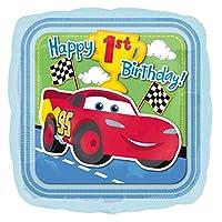 Disney 1st Birthday Cars Foil Balloon ディズニーの第1誕生日の車のホイルバルーン♪ハロウィン♪クリスマス♪