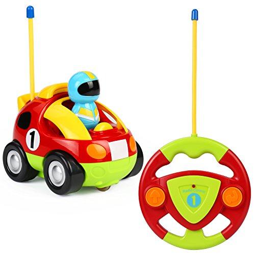 TOQIBO ラジコンカー リモコンカー 車 RC 子ども おもちゃ 子供 新年/誕生日 知育・学習玩具 贈り物