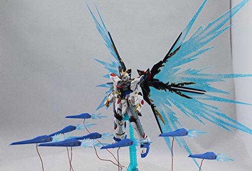 RG 1/144 ストライクフリーダムガンダム用エフェクト「光の翼」「天空の翼」「並行輸入品」