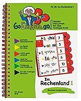 Go, Einstein, go! 15: Uebungsbuch: Im Rechenland 1